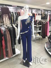 Floral Design One-Shoulder Jumpsuit | Clothing for sale in Lagos State, Victoria Island