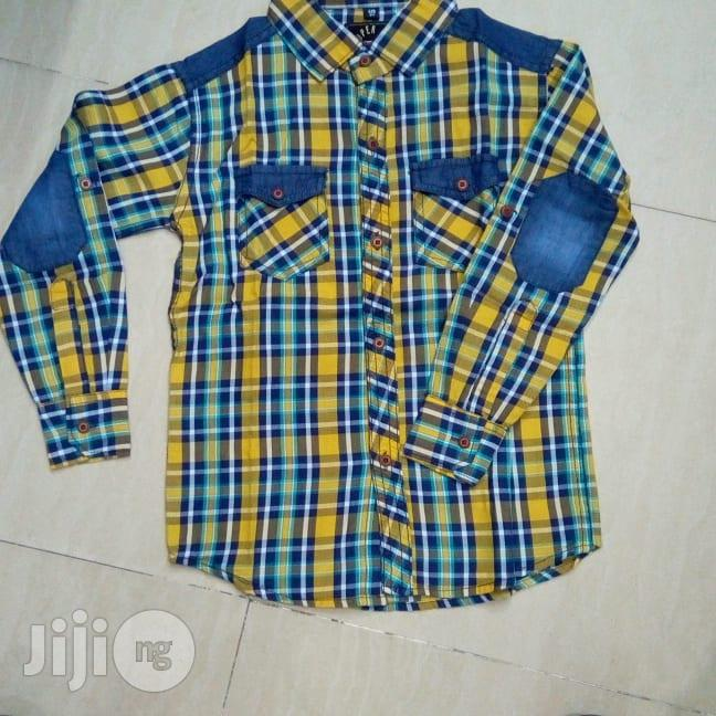 Boys Shirts | Children's Clothing for sale in Yaba, Lagos State, Nigeria