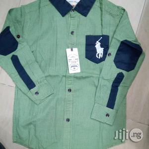 Boys Shirts | Children's Clothing for sale in Lagos State, Yaba