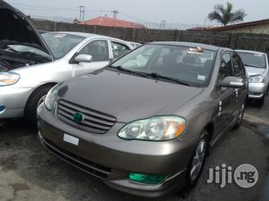 Toyota Corolla 2004 S Gray | Cars for sale in Lagos State, Apapa