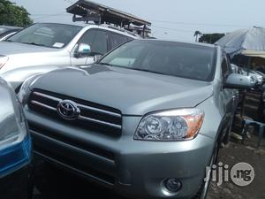 Toyota RAV4 2008 Limited V6 Gray | Cars for sale in Lagos State, Apapa