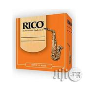D'addario Rico Tenor Saxophone Reed. Strength 2 - Box Of 10 | Musical Instruments & Gear for sale in Lagos State, Ikeja