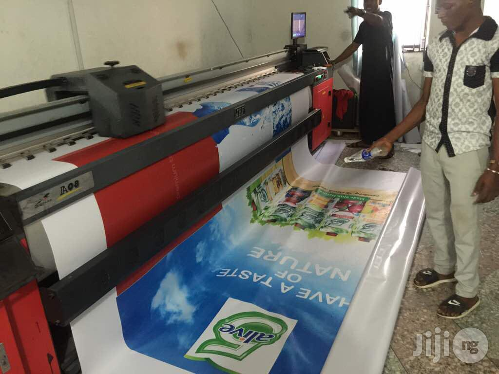 Large Format Printing (Flex / Vinyl Poster) | Printing Services for sale in Shomolu, Lagos State, Nigeria