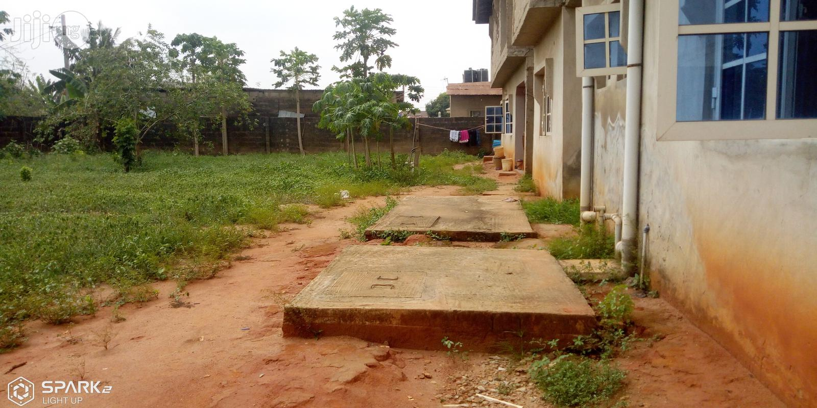 Full Plot Of Land Level And Dry Land Within An Accessible Location At Magboro | Land & Plots For Sale for sale in Obafemi-Owode, Ogun State, Nigeria