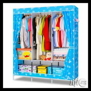 3 Compartments Storage Mobile Wardrobe   Furniture for sale in Lagos State, Lagos Island (Eko)