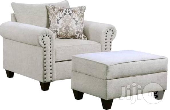 Jubilee Sofa Set 7 Seater + Ottoman + FREE THROW PILLOWS