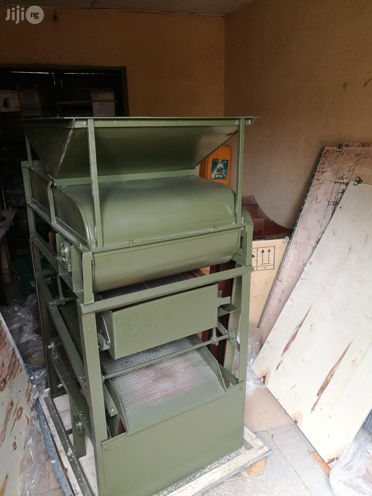 1.5 Ton Per Hour Rice Destoning Machine