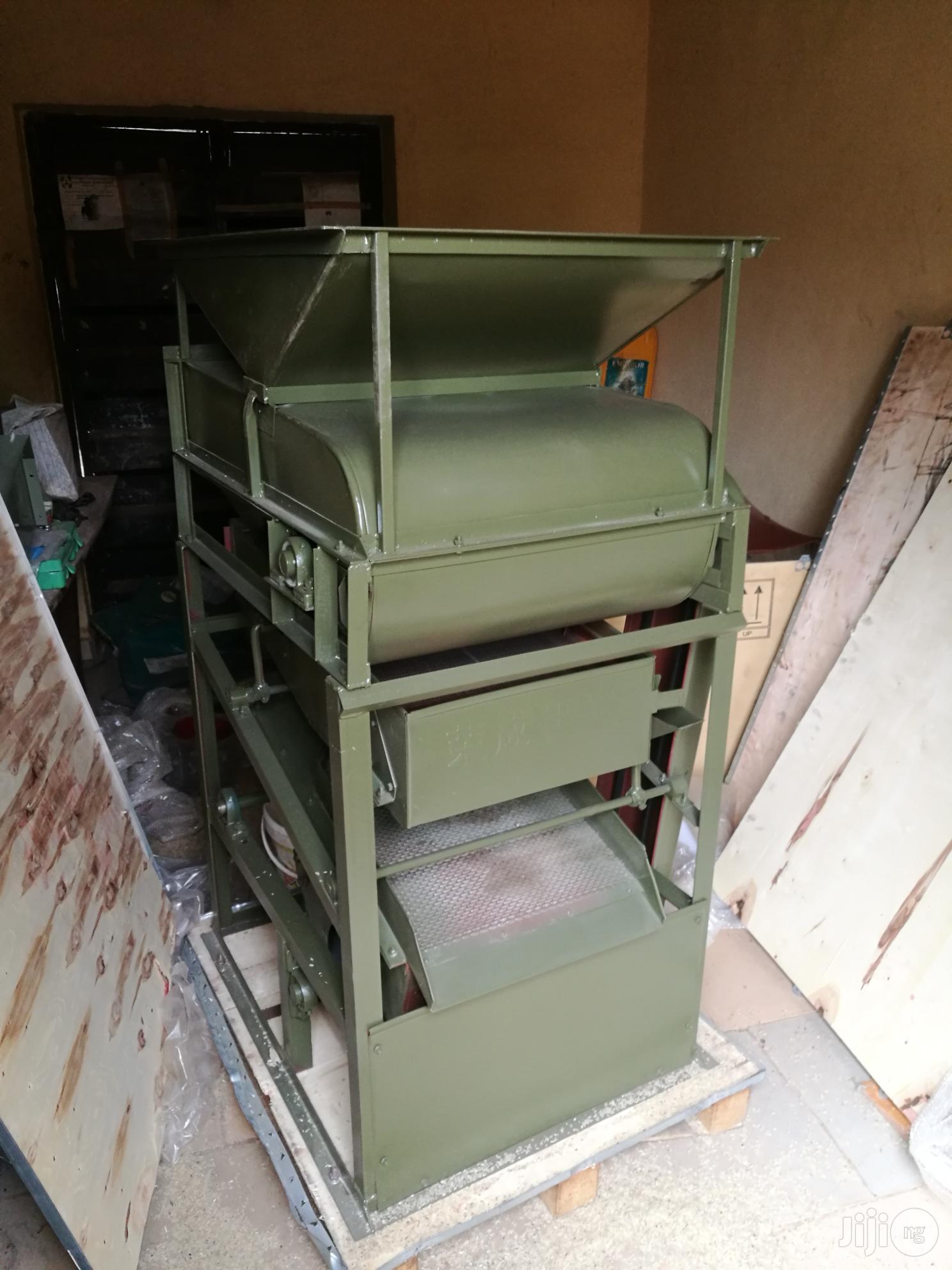 1.5 Ton Per Hour Rice Destoning Machine | Farm Machinery & Equipment for sale in Enugu, Enugu State, Nigeria