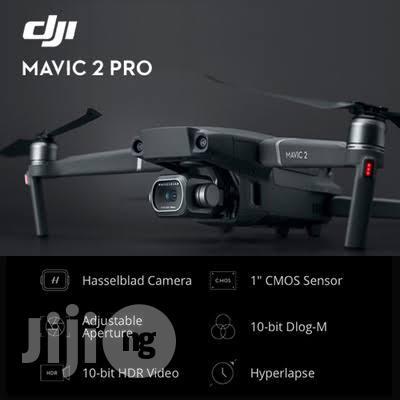 "DJI Mavic 2 Pro Drone With Hasselblad Camera 20MP 1"" CMOS Sensor"
