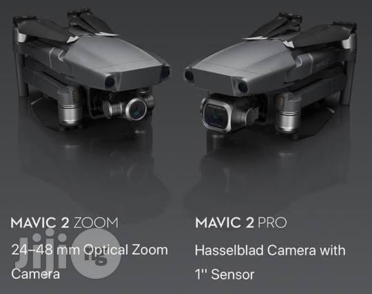 "DJI Mavic 2 Pro Drone With Hasselblad Camera 20MP 1"" CMOS Sensor   Photo & Video Cameras for sale in Ikeja, Lagos State, Nigeria"