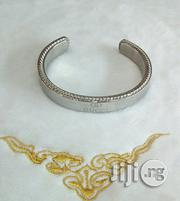 Gucci Bangle Bracelet Silver for Men's | Jewelry for sale in Lagos State, Lagos Island