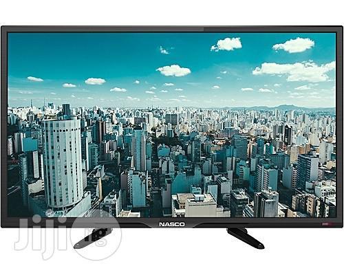 """NASCO Nasco 40"""" Digital LED TV With Inbuilt Decoder"""