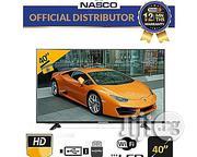 "Nasco Digital LED TV 40"" With Inbuilt Decoder   TV & DVD Equipment for sale in Abia State, Umuahia"