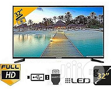 """NASCO Nasco 32"""" Digital LED TV With Inbuilt Decoder"""