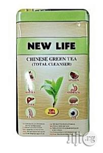 New Life Chinese Green Tea Total Body/Detox Cleanser,For Men and Women | Vitamins & Supplements for sale in Lagos State, Mushin