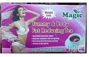 Magic Tummy Fat Body Reducing Tea for Male and Female | Vitamins & Supplements for sale in Lagos State, Mushin