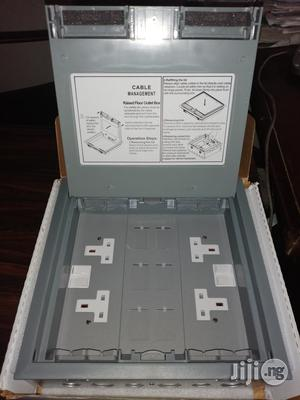 Floor Box For Cat6 And Power | Computer & IT Services for sale in Lagos State