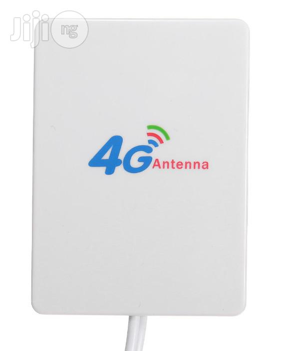28dbi 4G 3G LTE TS9 Broadband Antenna Signal | Accessories & Supplies for Electronics for sale in Ikeja, Lagos State, Nigeria