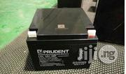 Prudent 12v 26ah Deep Cycle Battery | Solar Energy for sale in Lagos State, Ikeja