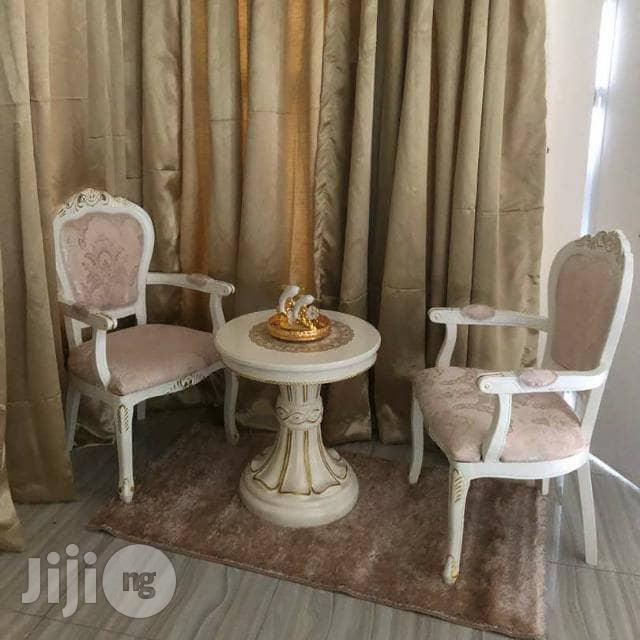 Archive: Royal Chair Table