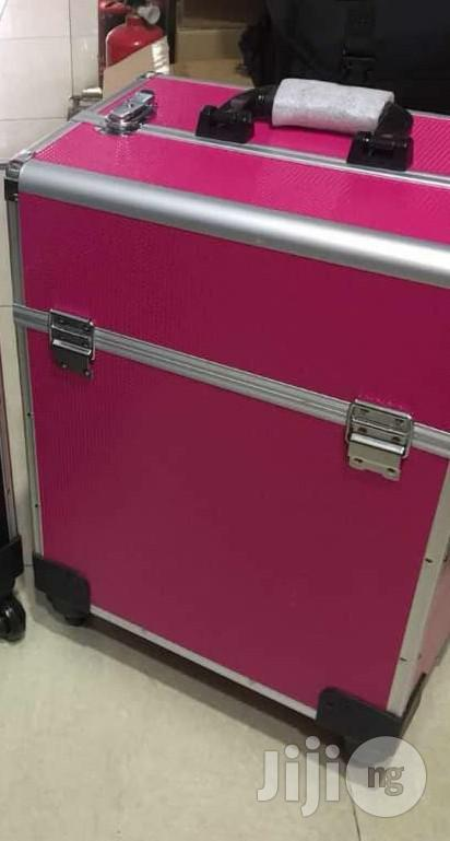 Makeup Box Trolley | Tools & Accessories for sale in Amuwo-Odofin, Lagos State, Nigeria