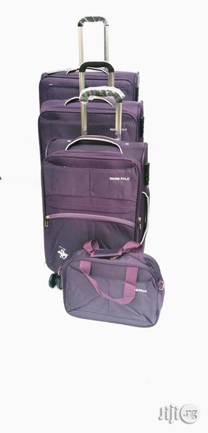 3 Trolley 1 Hand Bag Luggage | Bags for sale in Lagos State, Ikeja