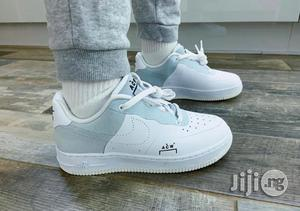 A Cold Wall X Nike Air Force 1 Low White In Gwarinpa Shoes