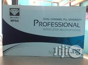 Masterpiece Mp94i Wireless Microphone | Audio & Music Equipment for sale in Lagos State, Ojo