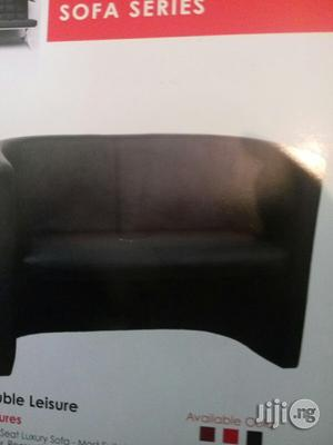 2 Seater Leather Chair   Furniture for sale in Lagos State