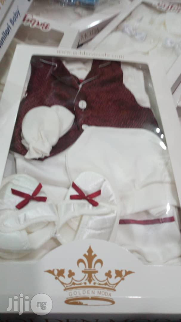 Turkey Ceremonial Cloth For Baby Boy | Children's Clothing for sale in Lagos Island, Lagos State, Nigeria