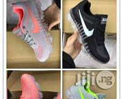 Nike Fashion Sneakers Plastic Heel | Shoes for sale in Lagos State, Surulere
