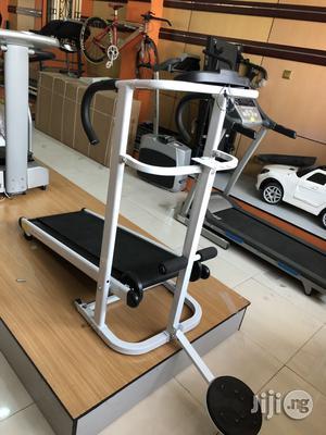 Manual Treadmill   Sports Equipment for sale in Lagos State, Victoria Island