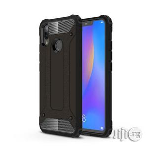 Huawei Nova 3i Diamond Armor TPU Heat Dissipation Protective Case (Black) | Accessories for Mobile Phones & Tablets for sale in Lagos State, Ikeja