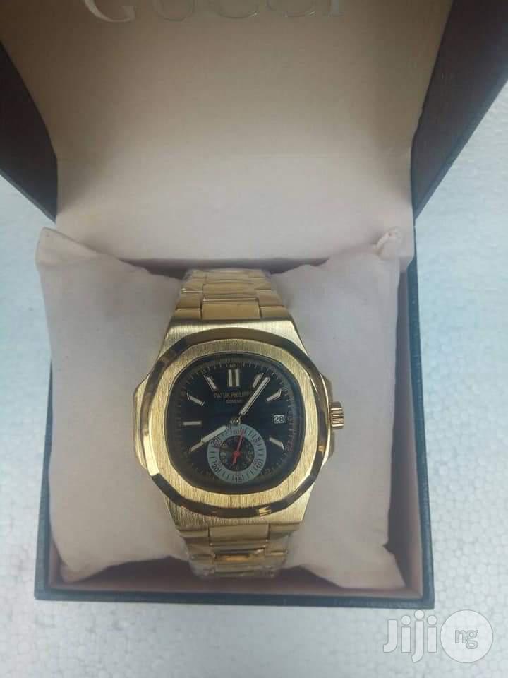 PATEK PHILIPPE Chain Wrist Watch   Watches for sale in Lagos Island (Eko), Lagos State, Nigeria