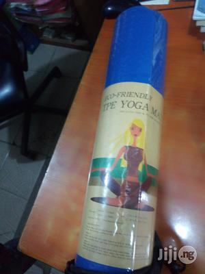 Yoga Mat Tick Tick   Sports Equipment for sale in Lagos State, Surulere