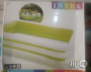 Intex Family Swimming Pool 2.62m X 1.75m X 56cm | Sports Equipment for sale in Lagos State, Surulere