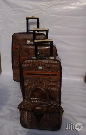 4 in 1 Ideal Fancy Luggages   Bags for sale in Lagos State, Ikeja