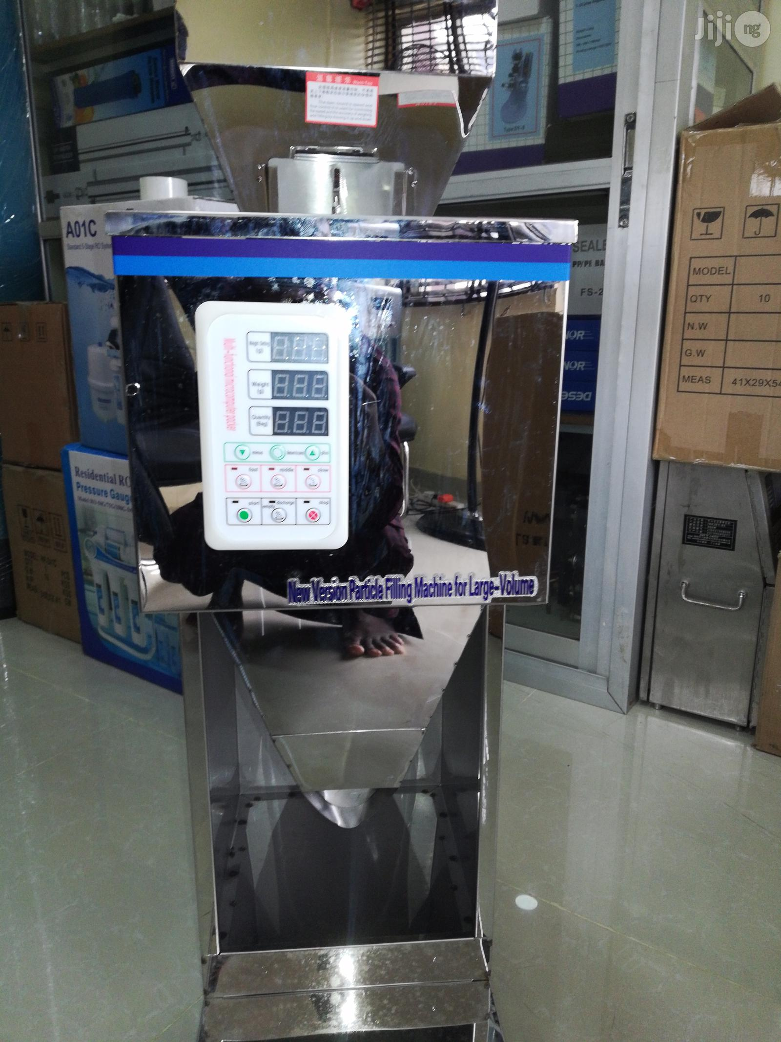Powder And Granules Filling Machine (1kg) | Manufacturing Equipment for sale in Alimosho, Lagos State, Nigeria
