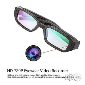 Hd 1080p Polarized Sunglasses With Mini Hidden Camera, Video Record+Loop Recording   Security & Surveillance for sale in Lagos State, Ikeja