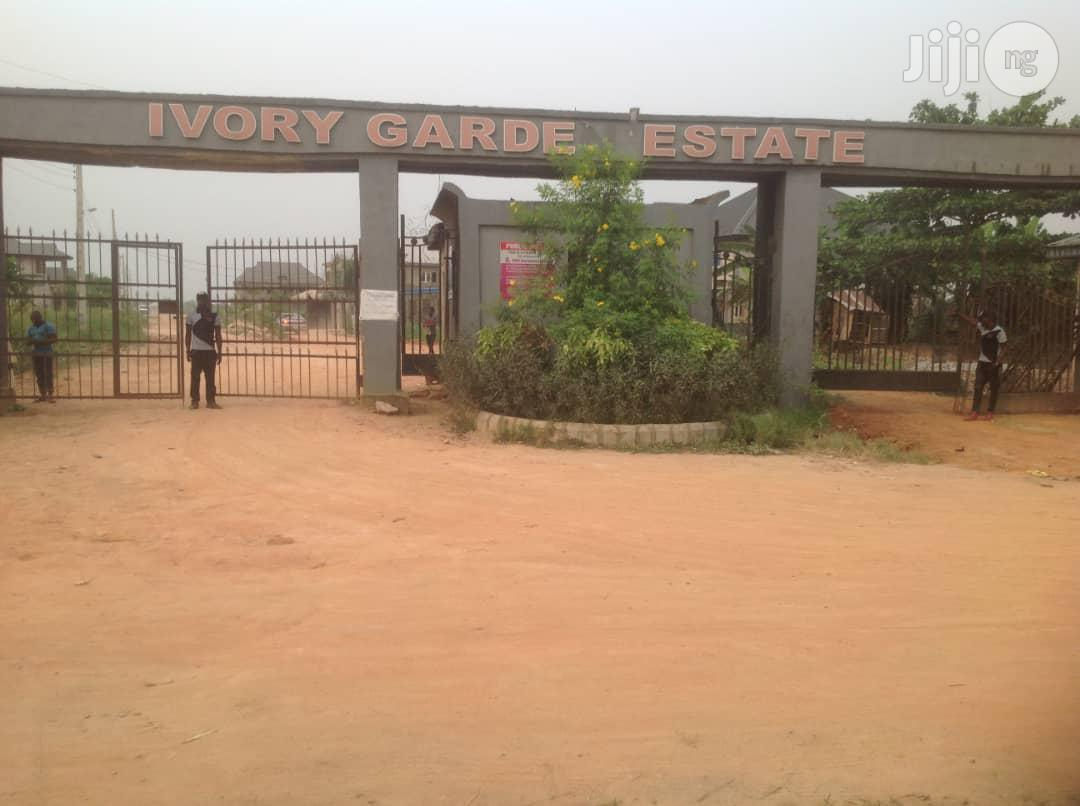 Plots of Land at Ivory Housing Estate Magboro Ogun for Sale.