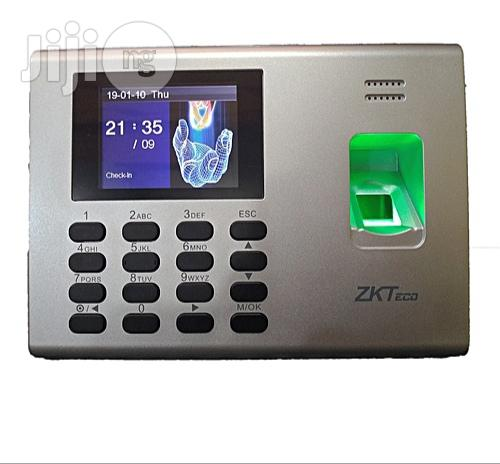 Archive: Zkteco (K40) Fingerprint Time Attendance & Access Control