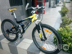 Scott Big Tyre Teenager Adult Sport Bicycle | Sports Equipment for sale in Lagos State, Surulere