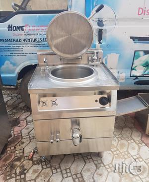 50liters Gas Boiling Pan   Restaurant & Catering Equipment for sale in Lagos State, Ojo