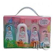 Cussons Baby Bathing Needs -(Big Size) (7pcs) | Babies & Kids Accessories for sale in Lagos State, Lagos Island