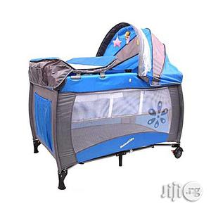 Mamakids Baby Trend Cot With Reversible Napper Changer   Children's Furniture for sale in Lagos State, Lagos Island (Eko)
