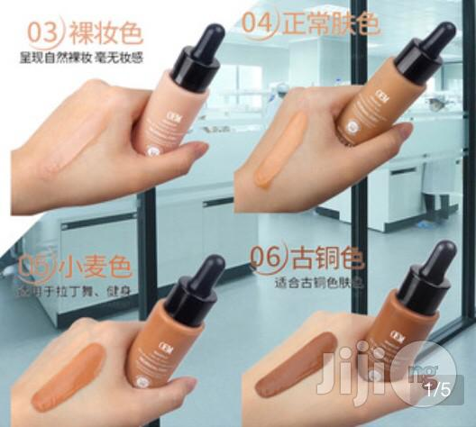 Foundation Cream Color 3,4,5 And 6