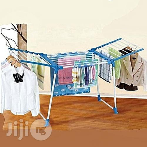 Generic Foldable Baby Clothes Hanger- Multi Colour