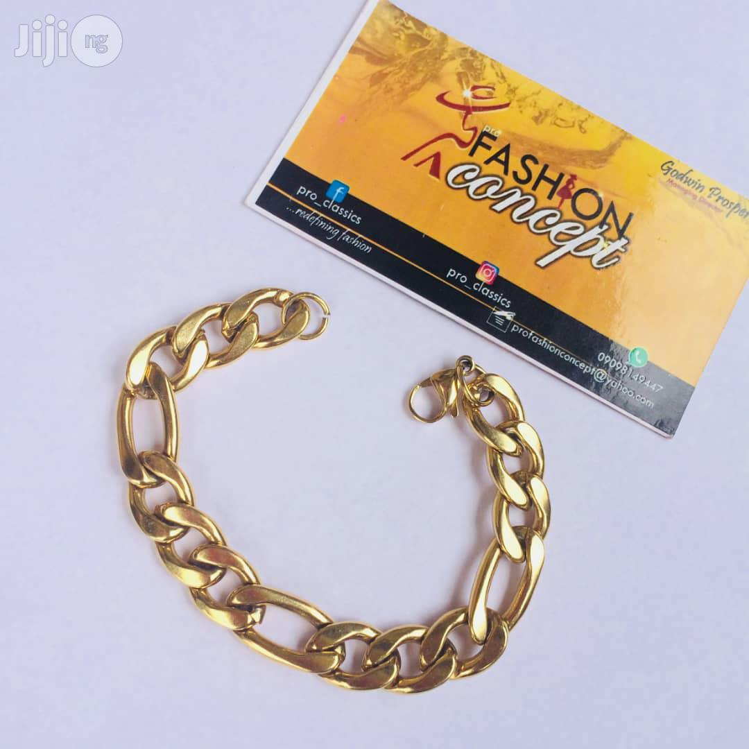 Classic Cuban Neck and Hand Chain | Jewelry for sale in Lagos Island (Eko), Lagos State, Nigeria