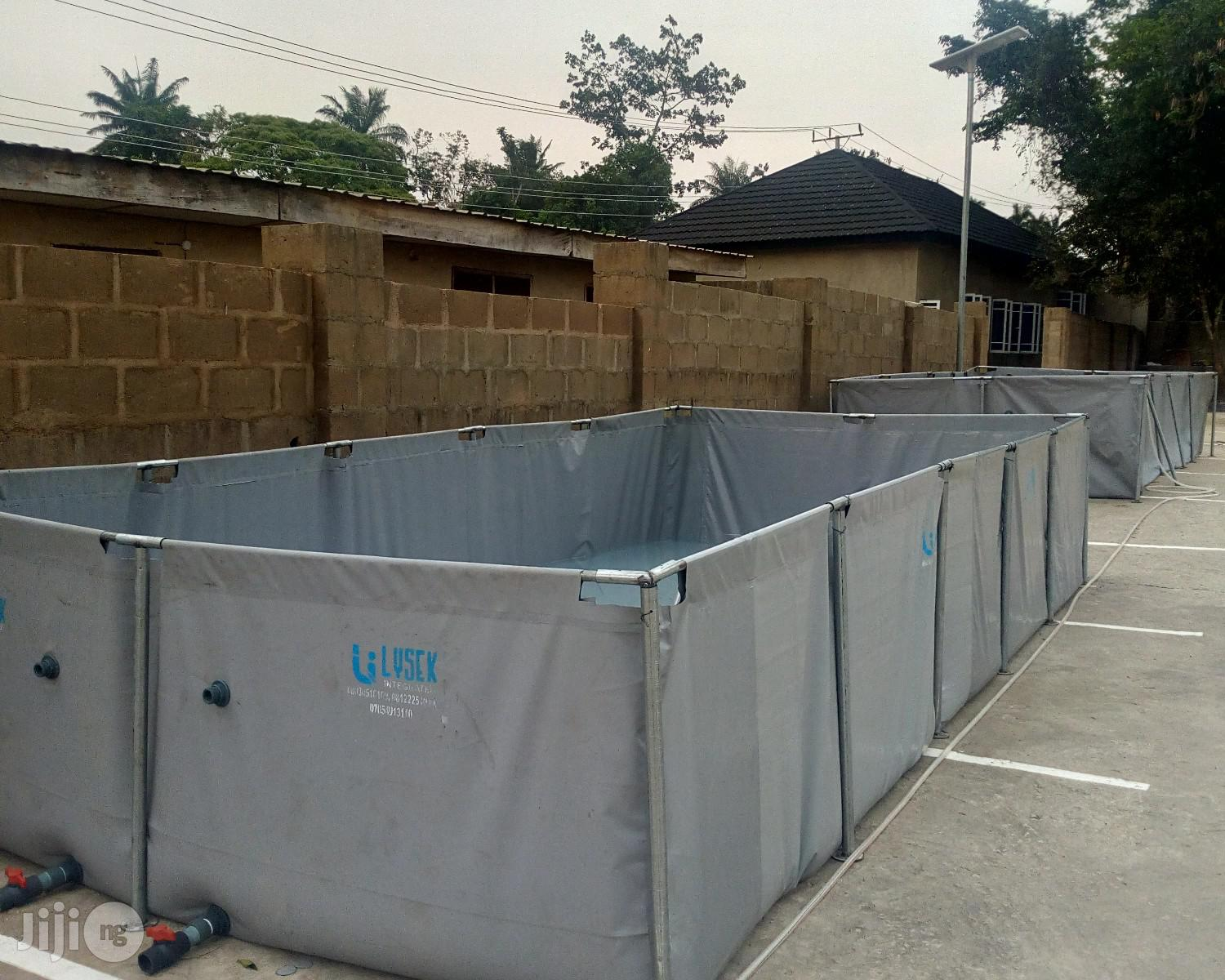 Fish Pond Construction   Farm Machinery & Equipment for sale in Lugbe District, Abuja (FCT) State, Nigeria