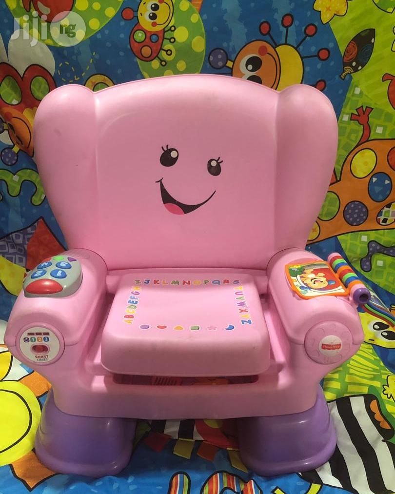 Archive: Children /Kids Laugh And Learn Activity Musical Chair